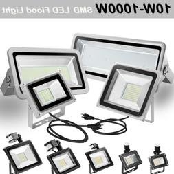 10W 20W 30W 50W 100W 200W 300W 500W LED Flood Lights Outdoor