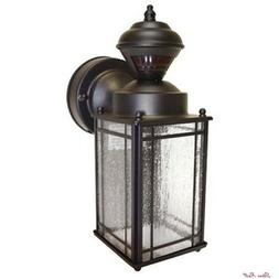 Heath/Zenith HZ-4133-OR Shaker Cove Mission-Style 150-Degree