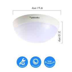 Ceiling Wall Surface Radar Motion Sensor Activated LED Light