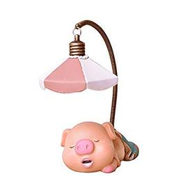 Fiesta Cute Piggy Toothless Table Beside Lights Children Cre