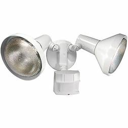 Heath Zenith HZ-5412-WH 180 Degree Motion Activated Security