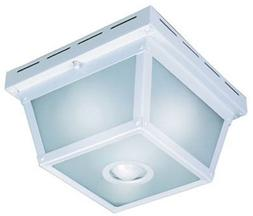 Heath Zenith Motion Activated Outdoor Ceiling Light 5.5 In.