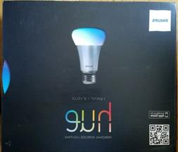 Philips Hue A19 Personal Wireless Lighting Bulb Starter Pack