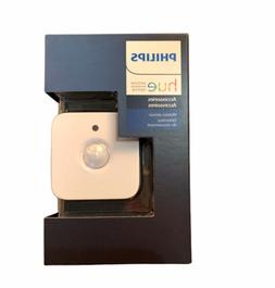 Philips Hue Smart Lighting Wireless Indoor Motion Sensor Whi