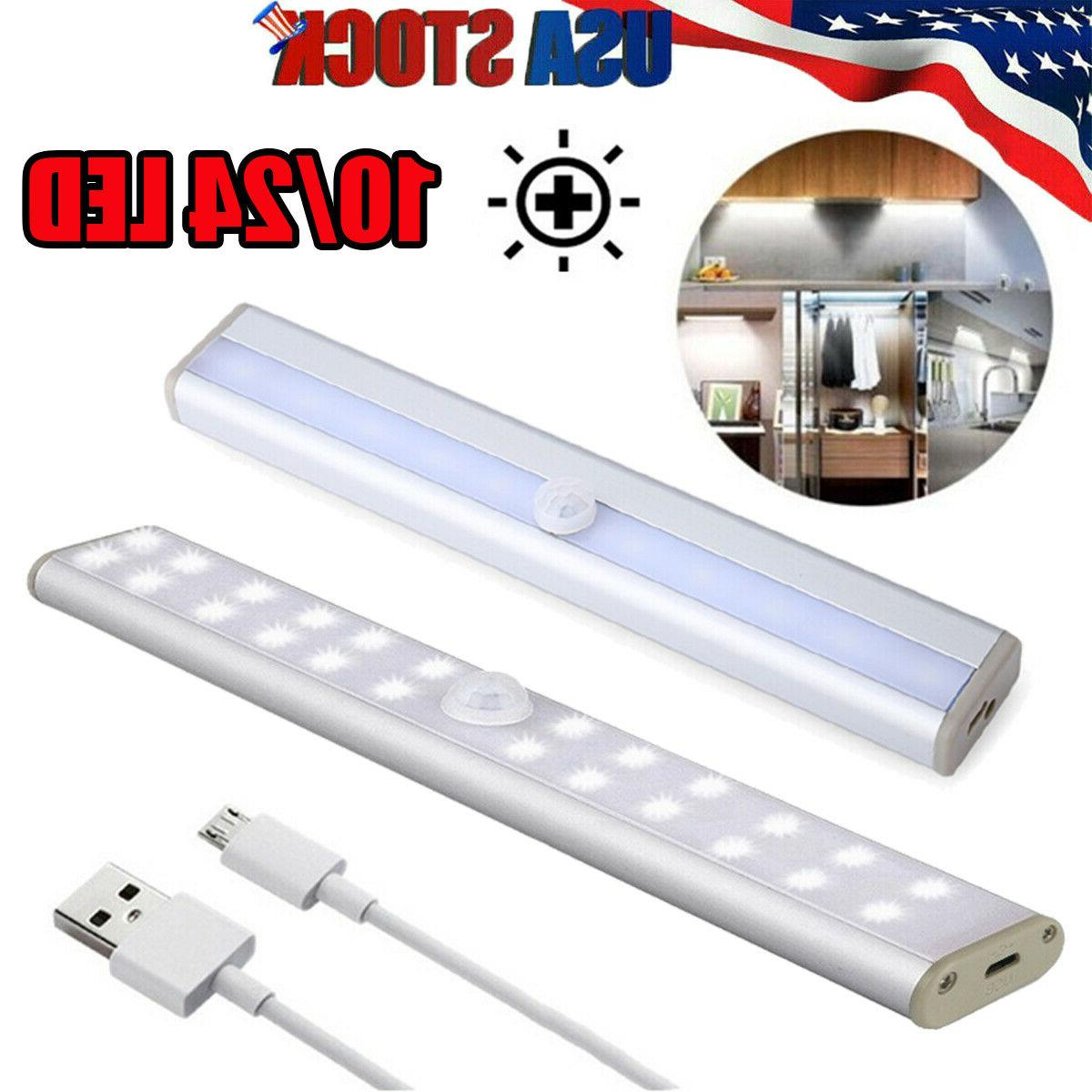 24 10 led motion sensor closet lights