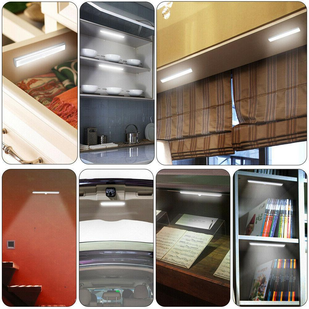 24 Motion Closet Light Night Cabinet Rechargeable
