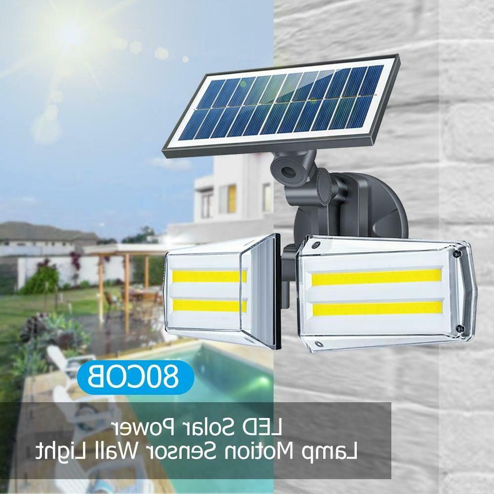 80led 80 cob 20w outdoor waterproof infrared