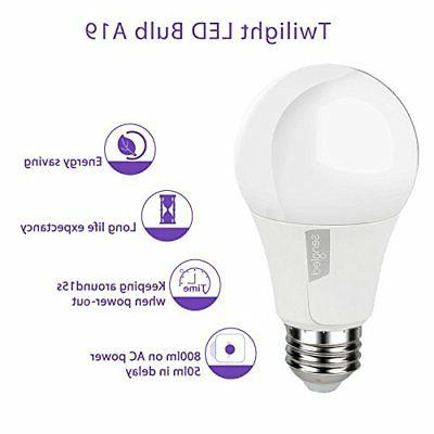 Sengled A19 Bulb with 15 Delay-off, 60W Equivalent, Base