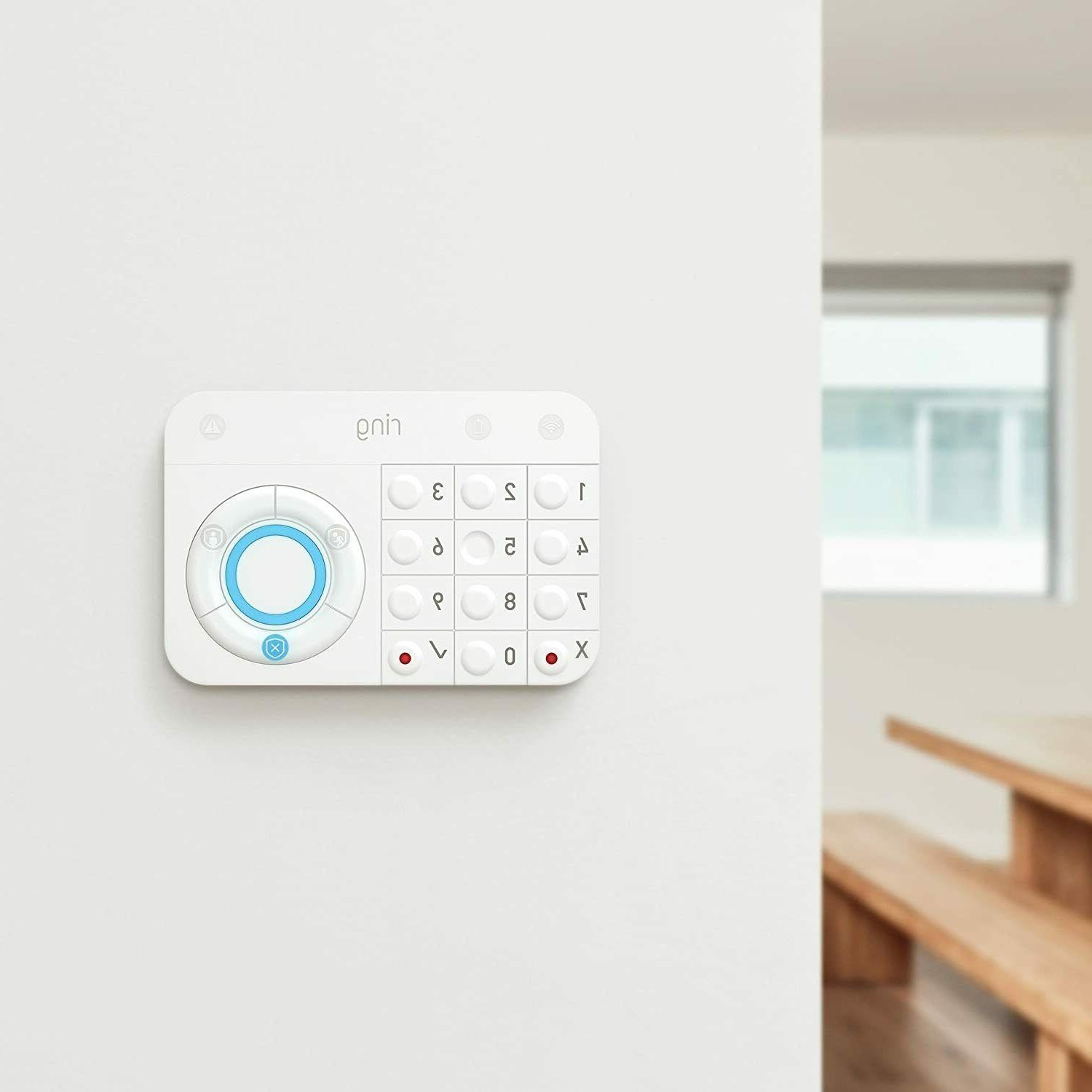 Ring Alarm 5 Kit with Works Alexa