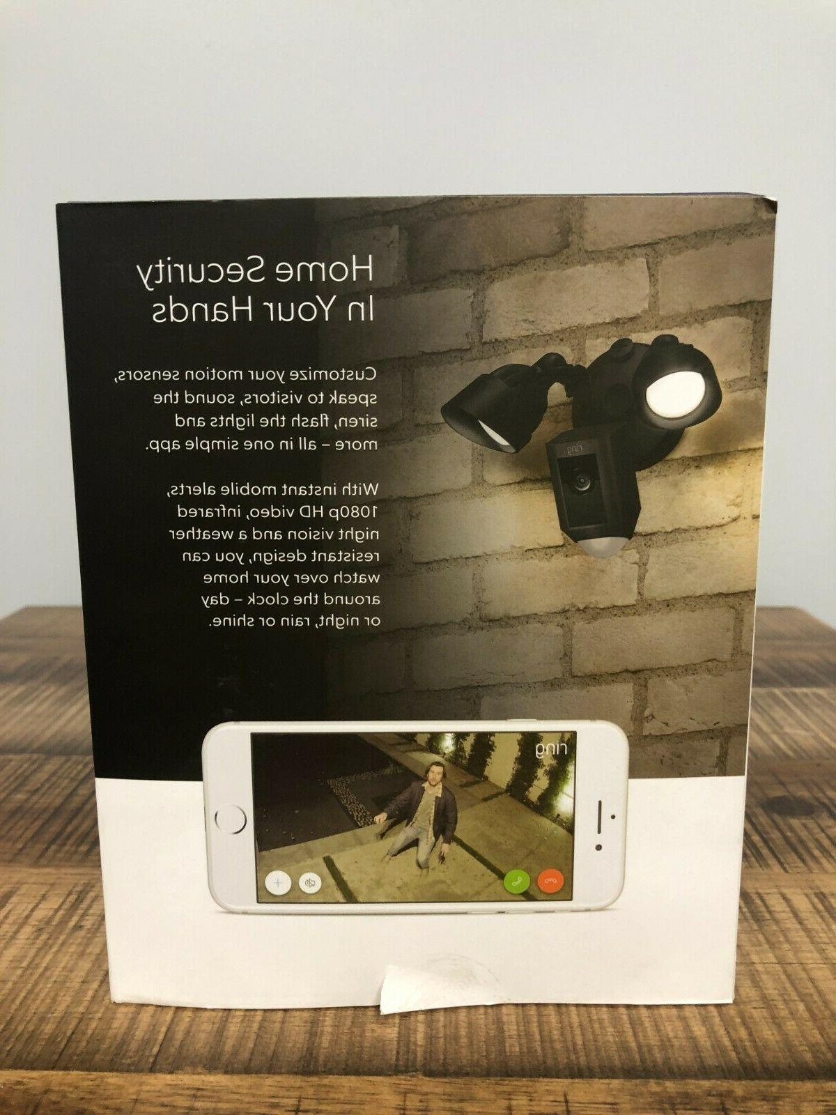 Ring Camera Motion-Activated HD Security Cam Two-Way Talk