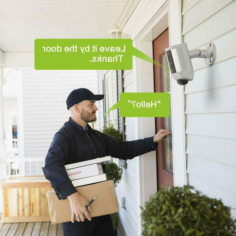 Floodlight IP Motion-Activated Two-WayTalk