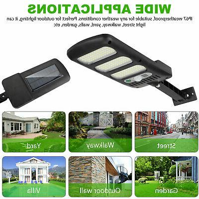 213LED Outdoor Motion Remote Control