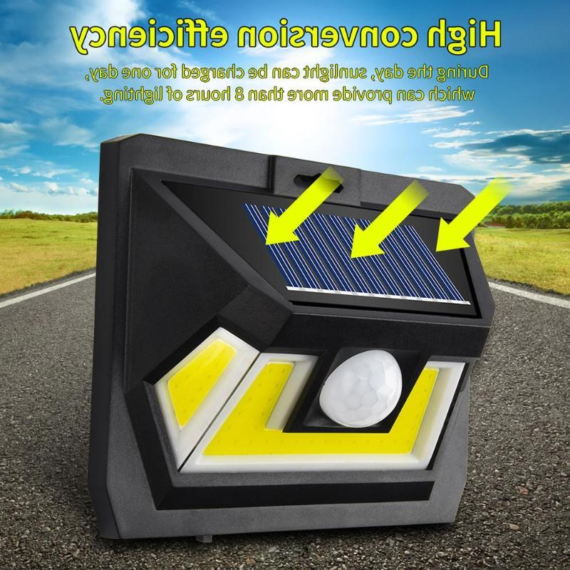LED COB Lamp with Outdoor Garden