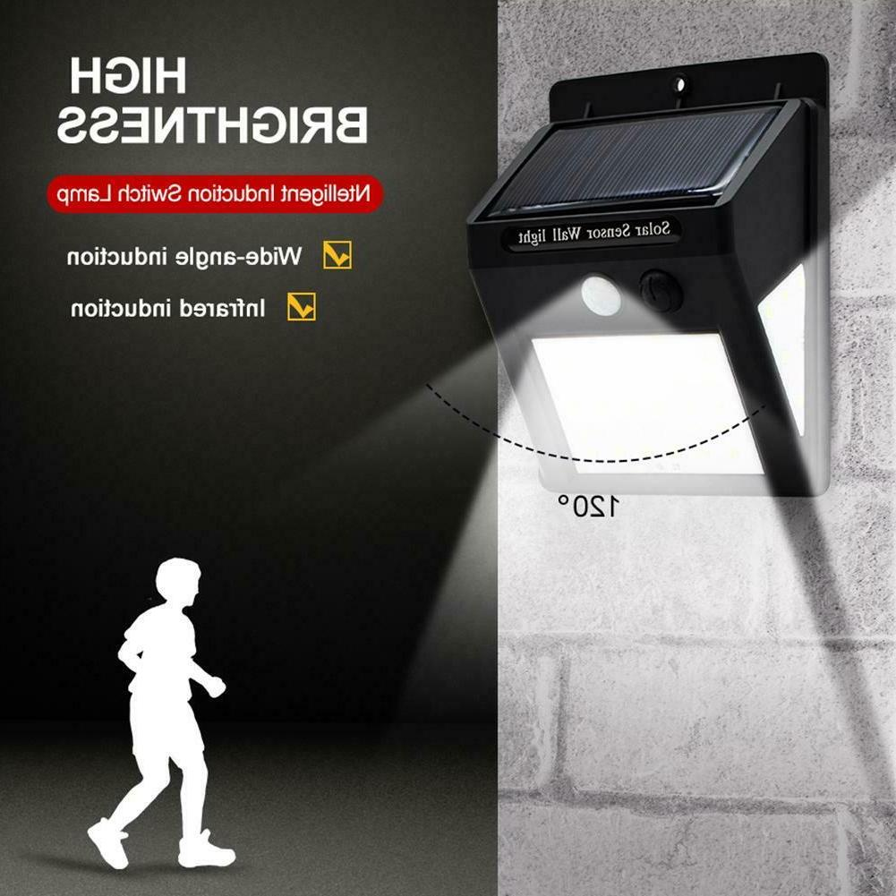 30/40LED PIR Motion Security Outdoor Yard