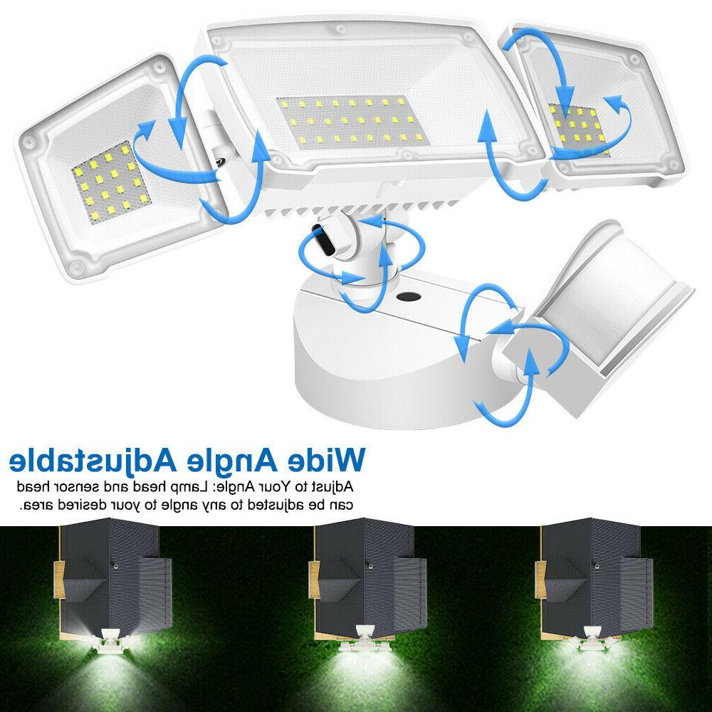Motion Sensor Outdoor 35W Ultra Bright LED