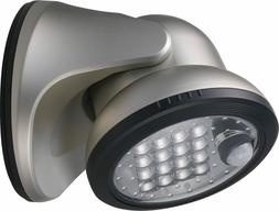 NEW LIGHT IT! By Fulcrum 16-LED Motion Sensor Security Light