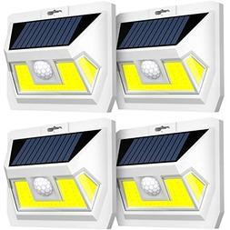 Ludius Solar Motion Sensor Light Outdoor-2 Generation Securi