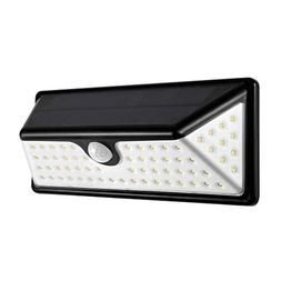 Carl Artbay Solar Wall Lights, Motion Sensor Solar Powered S